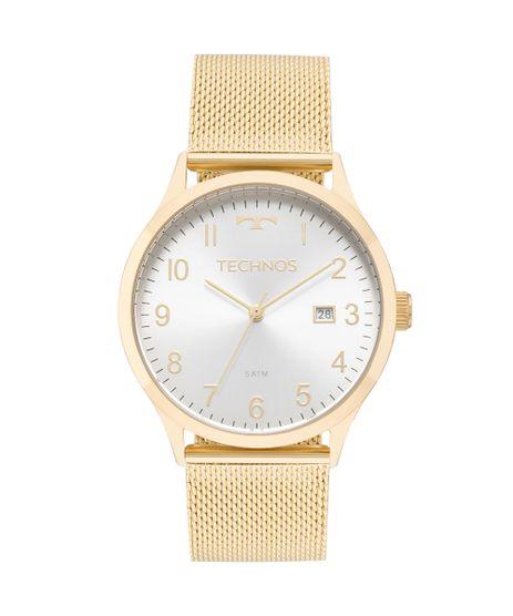 364c1e64060 Relógio Technos Feminino Elegance Dress Dourado - 2115MNK 4K