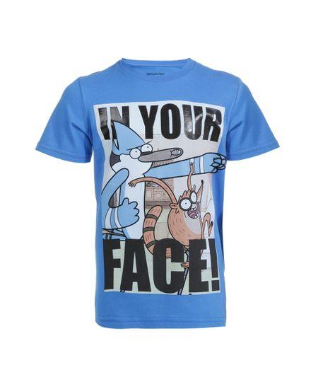 Camiseta Apenas um Show Azul