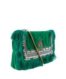 Bolsa-Clutch-Matthew-Williamson-com-Bordado-Verde-8121750-Verde_2