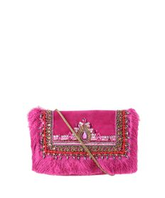 Bolsa-Clutch-Matthew-Williamson-com-Bordado-Pink-8121747-Pink_1