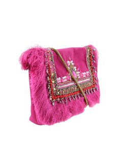 Bolsa-Clutch-Matthew-Williamson-com-Bordado-Pink-8121747-Pink_2