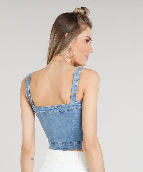 ...   www.cea.com.br regata-jeans-feminina- 9d6d32688fa