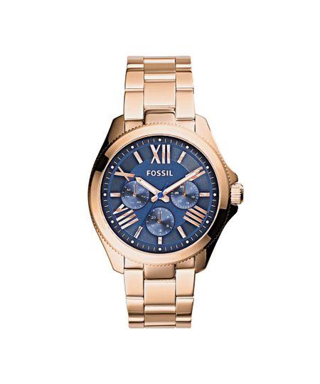 Relógio Fossil Feminino Analógico Rose Gold AM4566/4AN