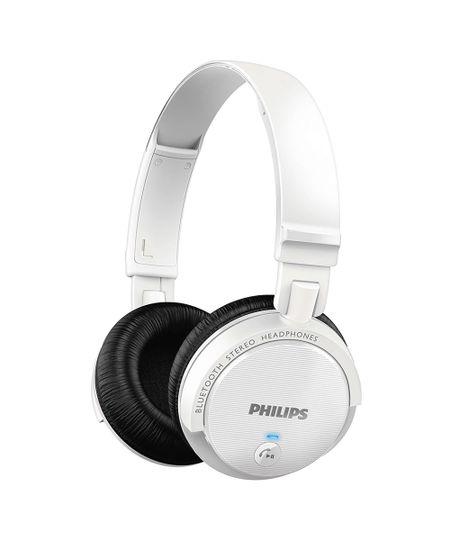 Fone De Ouvido Philips Bluetooth - Shb5500Wt Branco