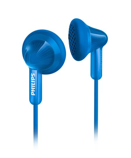 Fone De Ouvido Philips In-Ear - She3010Bl Azul
