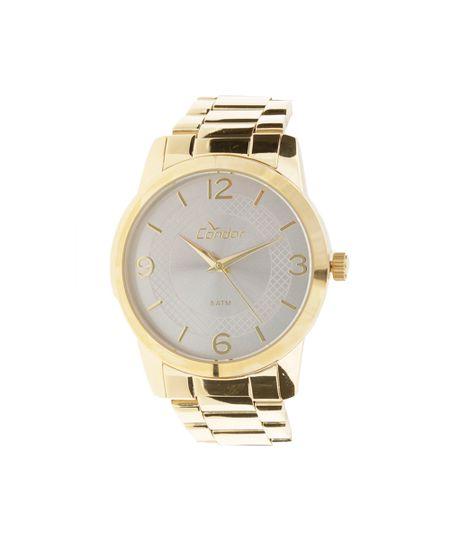 Relógio Analógico Condor New Feminino - CO2035KLP/4K - Dourado