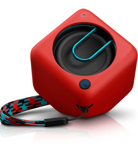 Alto-falante wireless portátil Vermelho BT1300R