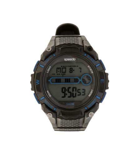 Relógio Digital + Pen Drive Speedo Masculino - 81080G0EGNP2K - Preto