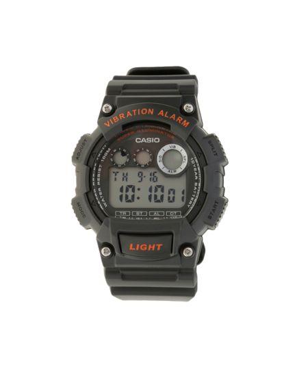 Relógio Digital Casio Masculino - W735H8AVDFU - Preto