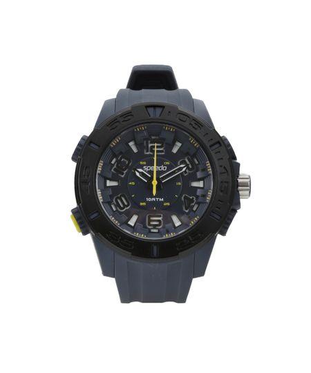 Relógio Analógico Speedo Masculino - 65077G0EVNP1 Azul Marinho