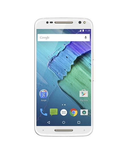 Celular Smartphone Motorola Moto X Style Xt1572 32gb Dourado - Dual Chip