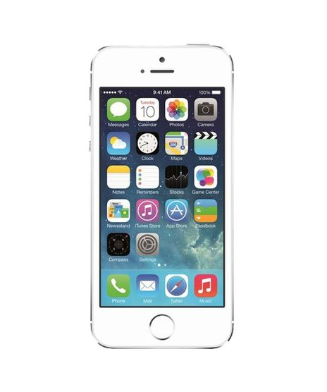 Smartphone-Iphone-Apple-5S-4--16GB-4G-Camera-8MP-Wifi-iOS-7-Safari--Claro-Prata-8066774-Prata_1