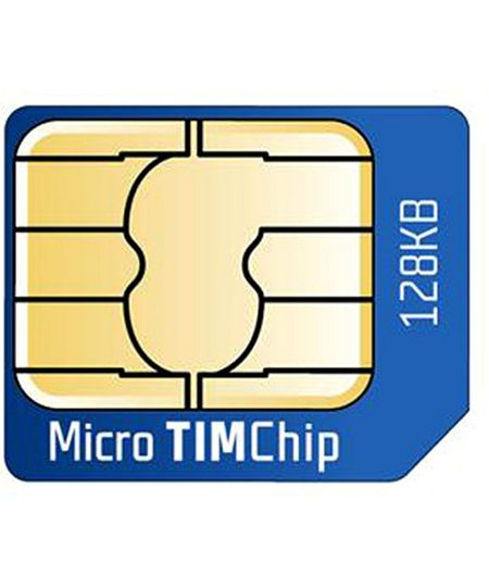 Micro Chip -TIM Infinity  Pré Pago Duplo 4G
