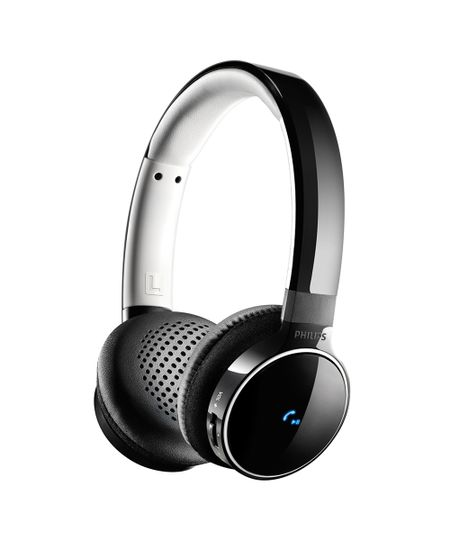Fone De Ouvido Philips On-Ear Bluetooth Preto - Shb9150Bk Preto