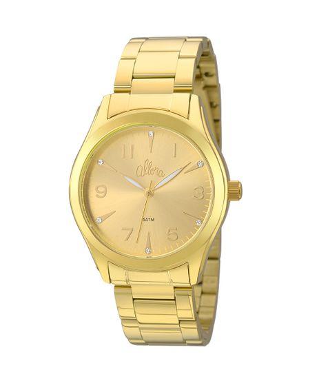 23e0763b82d Relógio Allora Feminino AL2035FKL K4X - Dourado