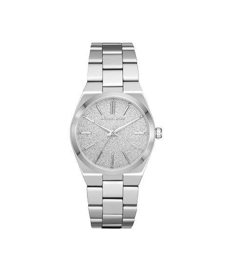 5481957ac62 Relógio Mkors Feminino Channing Prata MK6626 1KN
