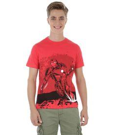 Camiseta-Homem-de-Ferro-Vermelha-8278551-Vermelho_1