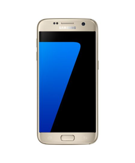Celular Smartphone Samsung Galaxy S7 G930f 32gb Dourado - 1 Chip