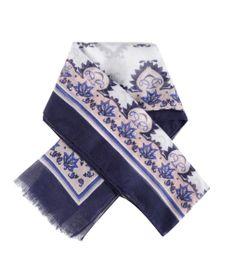 Lenco-Estampado-de-Arabescos-Azul-Escuro-8196138-Azul_Escuro_1