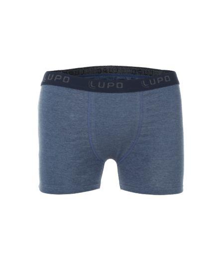 Cueca Boxer Lupo Azul