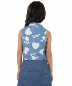 Camisa-Jeans-Barbie-Azul-Claro-8298893-Azul_Claro_2