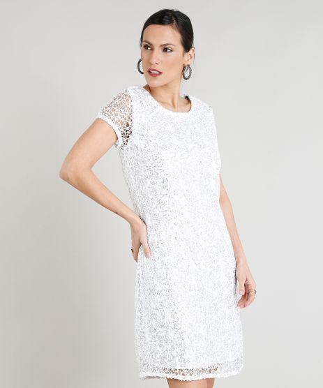 399b292e22 Vestido com paete em promoção - Compre Online - Melhores Preços