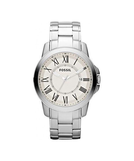 8c1d11a6c38 Relógio Fossil Masculino FFS4734 Z Prata