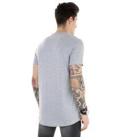 Camiseta-Longa-com-Bolso-Cinza-Mescla-8304740-Cinza_Mescla_2