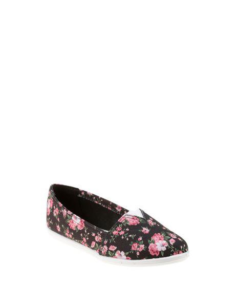 Espadrille-Floral-Molekinha-Preta-8393993-Preto_1