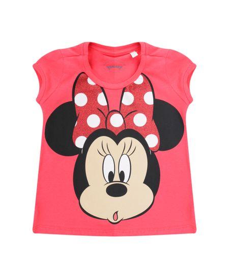 Blusa Minnie Vermelha