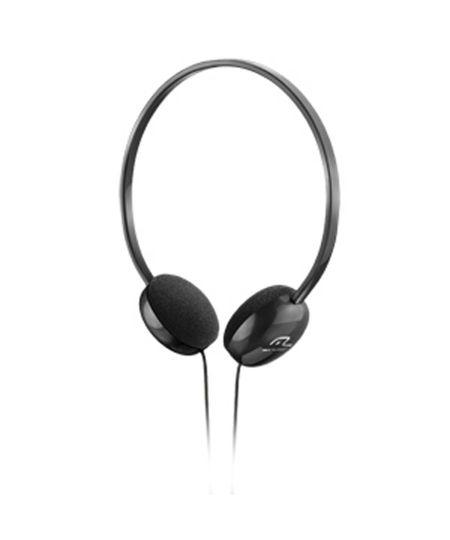 Fone de Ouvido Multilaser Headset Basico Preto - PH063