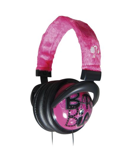 Fone de Ouvido Multilaser Headphone Barbie - PH110