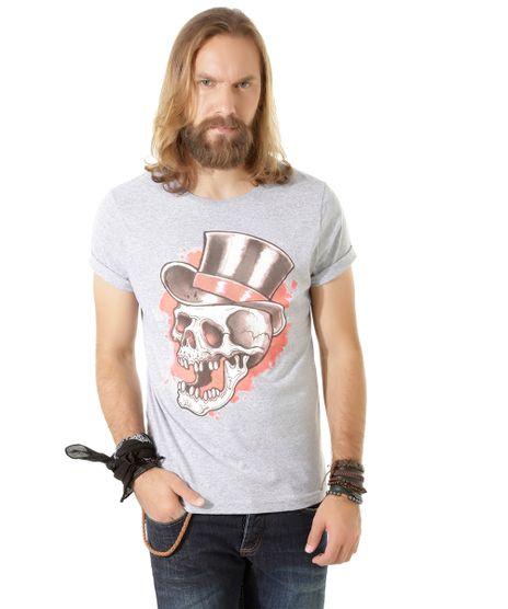 Camiseta--Caveira--Led-s-Tattoo-Cinza-Mescla-8395155-Cinza_Mescla_1