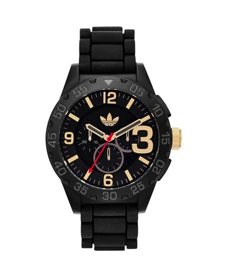 66cb8f81f07 Relógio Adidas Masculino Analógico Adidas ADH2905 1PN