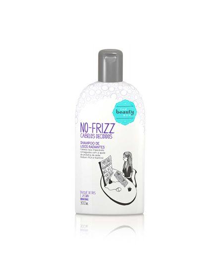 Shampoo No Frizz 300ml Produtinhos da Beauty