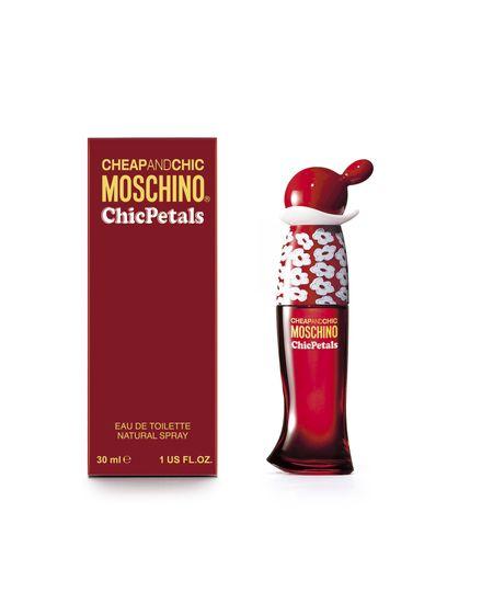 Perfume Moschino Chic Petals Feminino Eau de Toilette