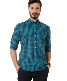 Camisa-Xadrez-Comfort-Verde-Agua-8302460-Verde_Agua_1