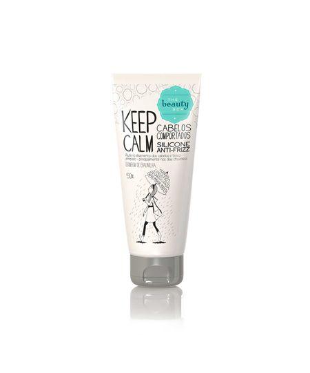 Silicone Anti Frizz Produtinhos da Beauty Keep Calm 50ml