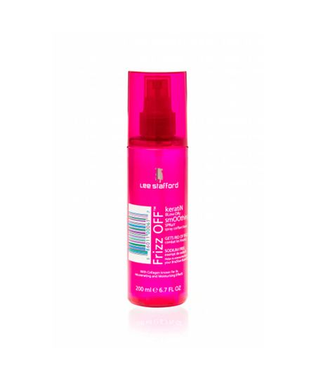 Finalizador Lee Stafford Frizz Off Keratin Blow Dry Smoothing Spray