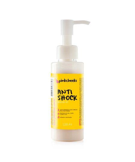Creme para pentear Pink Cheeks Anti Shock
