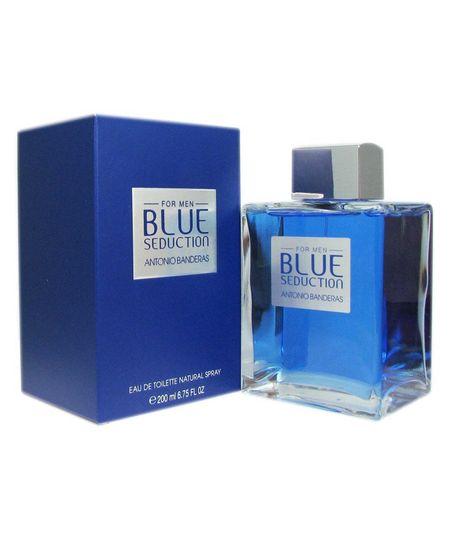 Antonio Banderas Blue Seduction Masculino Eau de Toilette