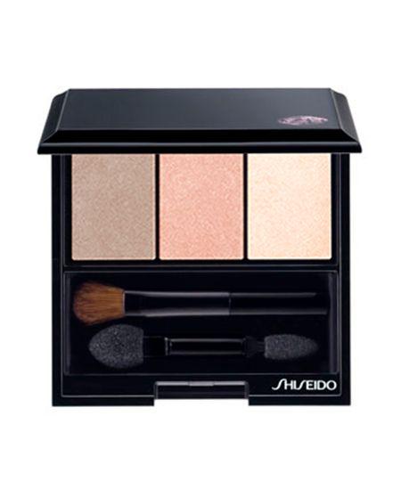 Sombra em Pó Shiseido Luminizing Satin Eye Color Trio