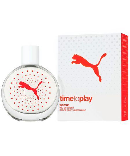 Perfume Puma Time to Play Feminino Eau de Toilette