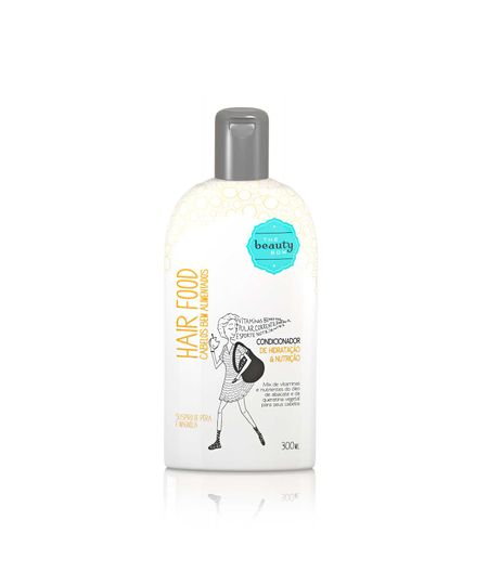 Condicionador Hair Food 300ml Produtinhos da Beauty