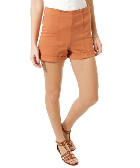 Short Hot Pant Laranja