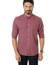 Camisa-Comfort-Xadrez-Coral-8302558-Coral_1