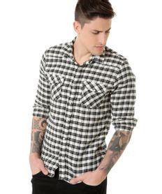 Camisa-Xadrez-Preta-8353431-Preto_1