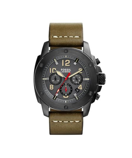 Relógio Fossil Masculino Fossil FS5000/2VN