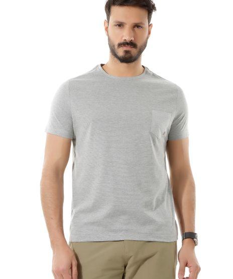 Camiseta-Listrada-com-Bolso-Cinza-Mescla-8376005-Cinza_Mescla_1