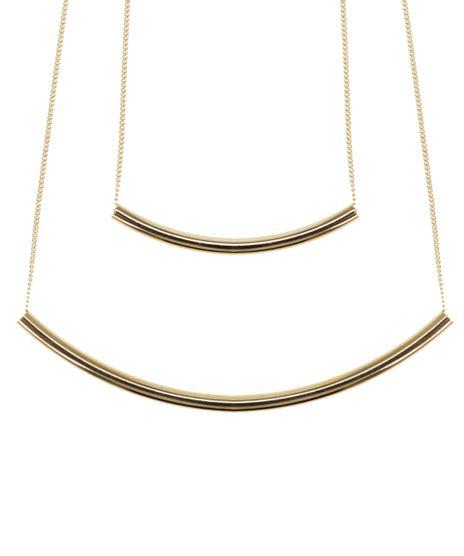 Colar-com-Correntes-Dourado-8404878-Dourado_1